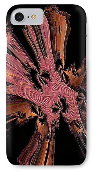 Abstract Explosion Phone Case by Jeff Swan