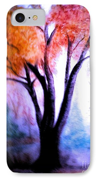 Abstract Fall IPhone Case