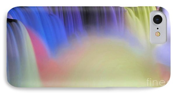 Abstract Falls Phone Case by Kathleen Struckle