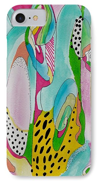 Abstract Fashion  IPhone Case