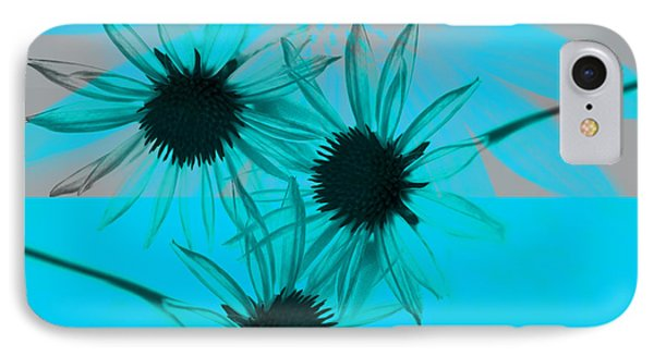 abstract - flowers - Flower Collage  Phone Case by Ann Powell