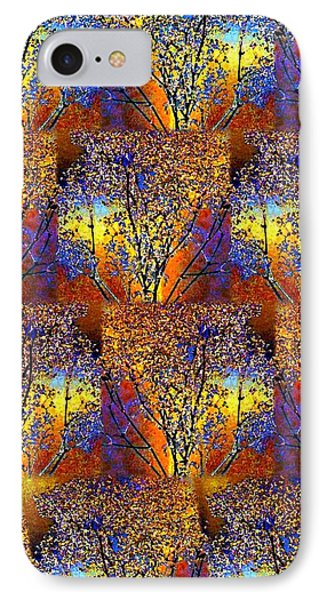 Abstract Fusion 142  IPhone Case by Will Borden