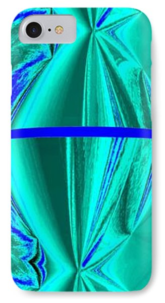 Abstract Fusion 182 Phone Case by Will Borden