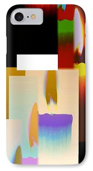 Abstract Fusion 185 Phone Case by Will Borden
