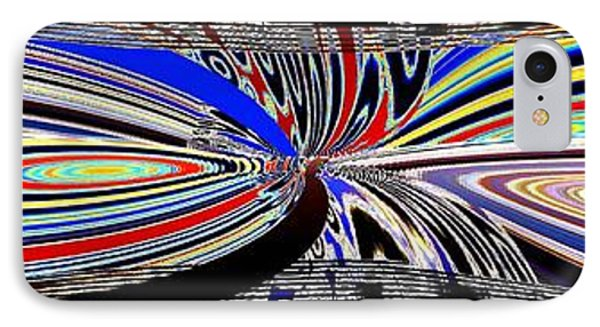 Abstract Fusion 197 Phone Case by Will Borden