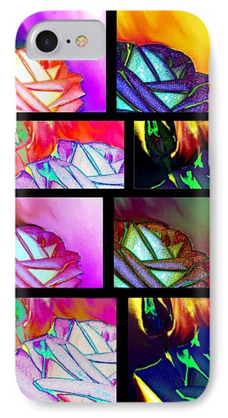 Abstract Fusion 214 IPhone Case by Will Borden