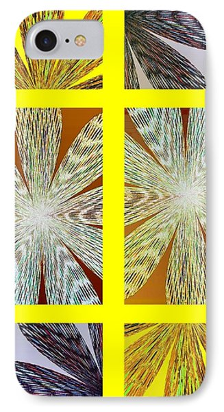 Abstract Fusion 216 IPhone Case by Will Borden