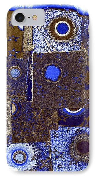 Abstract Fusion 225 IPhone Case by Will Borden