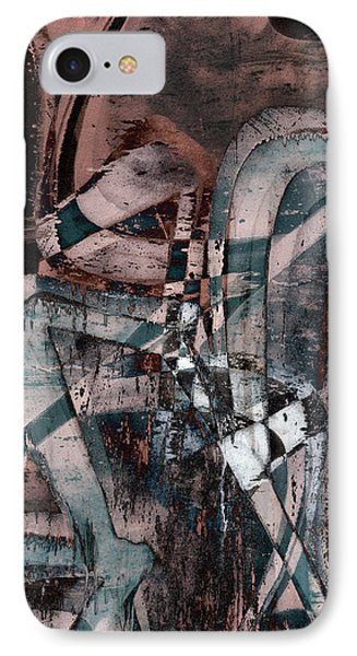 Abstract Graffiti 1 IPhone Case