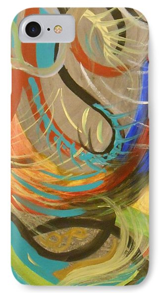 Abstract I Phone Case by Julie Crisan