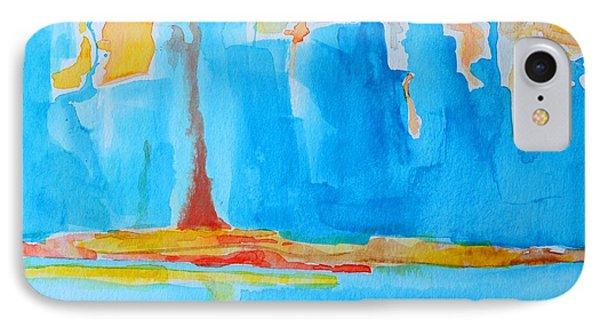 Abstract II Phone Case by Patricia Awapara