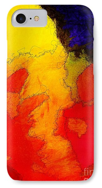 Abstract Landscape #3 IPhone Case