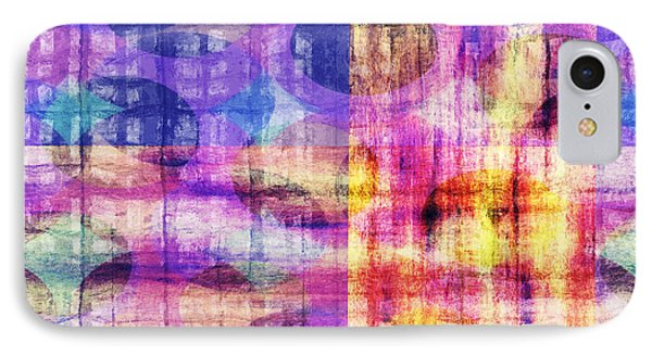 Abstract Lines 21 IPhone Case by Edward Fielding