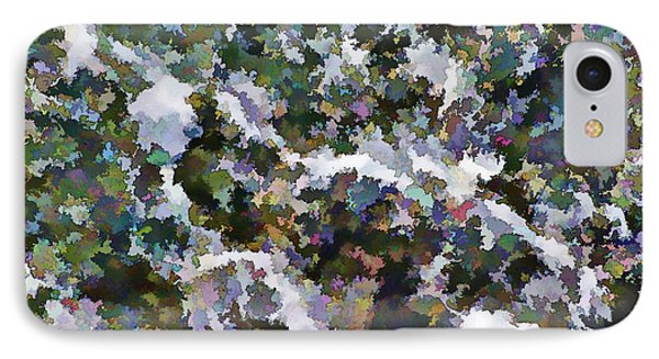 Abstract IPhone Case by Ludwig Keck