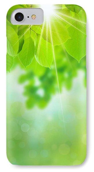 Abstract Natural Phone Case by Atiketta Sangasaeng