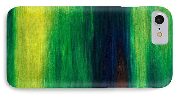 Abstract No 1 Initium Novum IPhone Case
