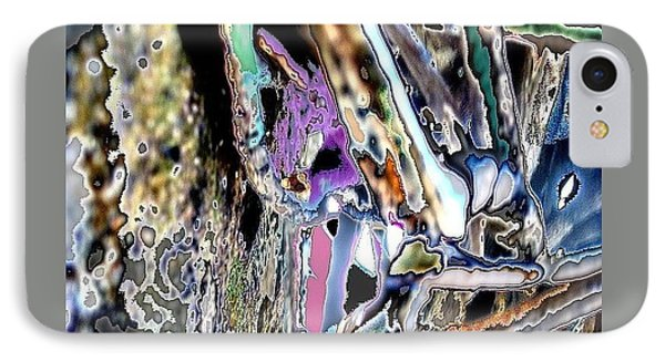 Abstract On Dream  Phone Case by Basant Soni