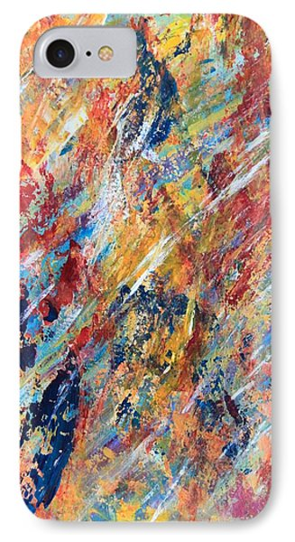 Abstract Painting Phone Case by AR Annahita