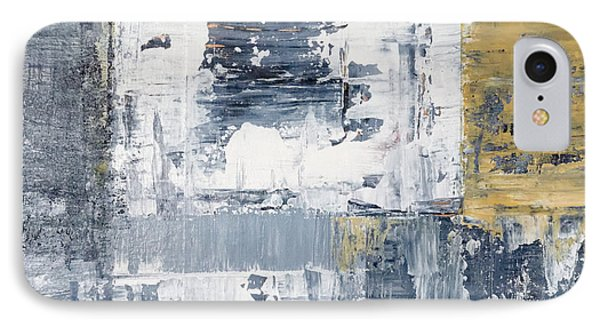 Abstract Painting No. 3 Phone Case by Julie Niemela