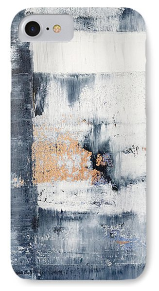 Abstract Painting No.5 Phone Case by Julie Niemela
