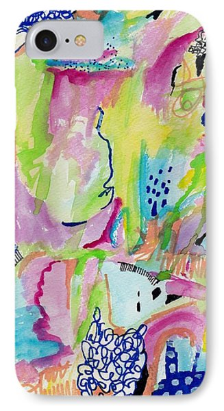 Abstract Party IPhone Case