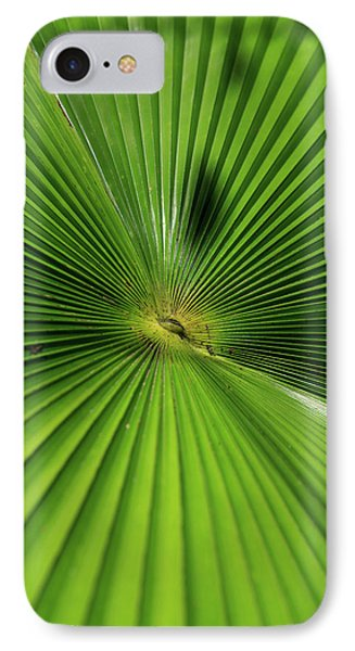 Far North Queensland iPhone 7 Case - Abstract Patterns Caused by Paul Dymond
