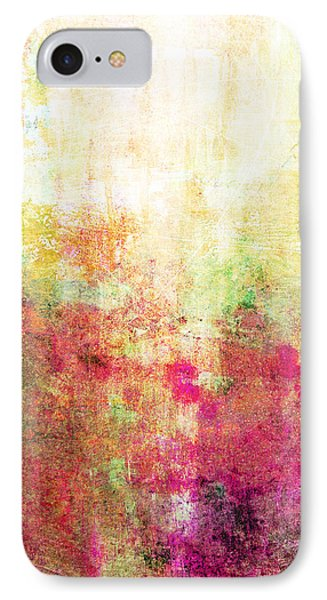 Abstract Print 14 Phone Case by Filippo B