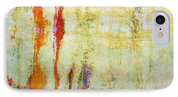 Abstract Print 17 Phone Case by Filippo B