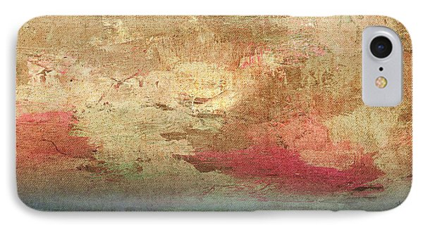 Abstract Print 3 Phone Case by Filippo B
