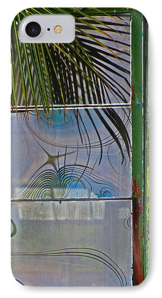 IPhone Case featuring the photograph Abstract Reflection by Jani Freimann