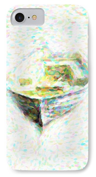 Abstract Rowboat IPhone Case