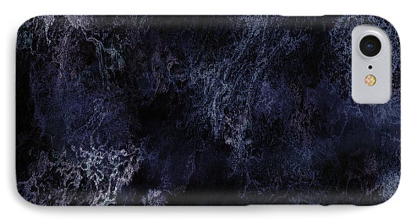 Abstract Scenery No.6 - Nightmare Phone Case by Wolfgang Schweizer