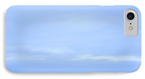 Abstract Seascape No. 07 IPhone Case