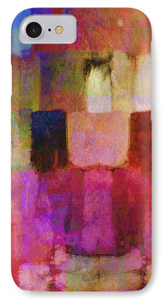 Abstract Study Two Phone Case by Ann Powell