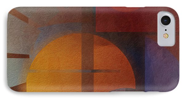 Abstract Tisa Schlemm 05 IPhone Case