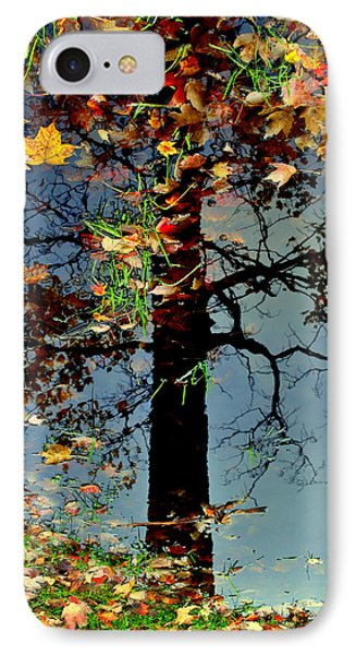 Abstract Tree Phone Case by Frozen in Time Fine Art Photography