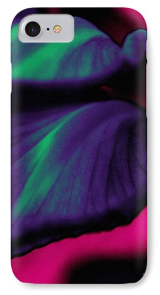 Abstracting Nature's Flow IPhone Case