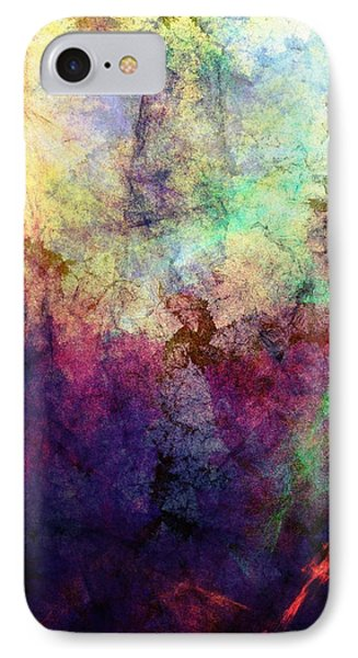 IPhone Case featuring the digital art Abstraction 042914 by David Lane