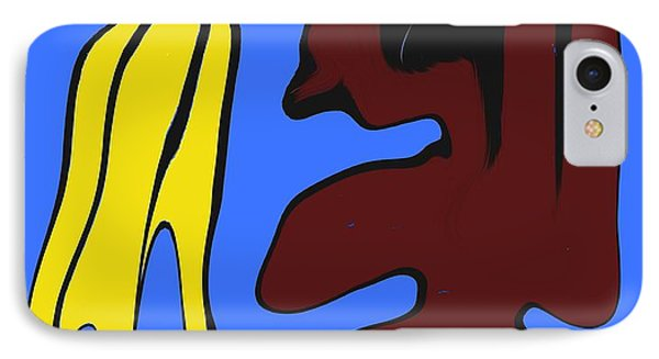 Abstraction 229 Phone Case by Patrick J Murphy