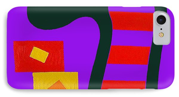Abstraction 230 Phone Case by Patrick J Murphy