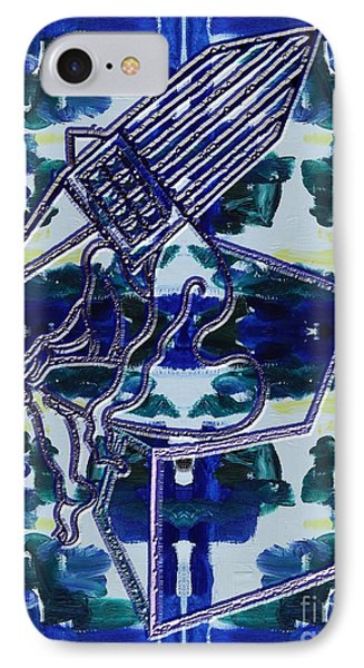 Abstraction 231 Phone Case by Patrick J Murphy