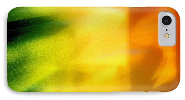 Abstraction IPhone Case by Tom Druin