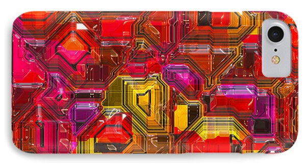 Abstractions... IPhone Case by Tim Fillingim