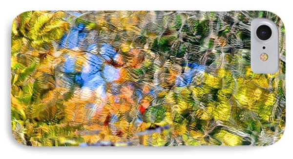 Abstracts Of Nature Phone Case by Frozen in Time Fine Art Photography