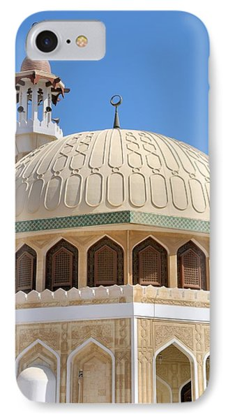 IPhone Case featuring the photograph Abu Dhabi Mosque by Steven Richman