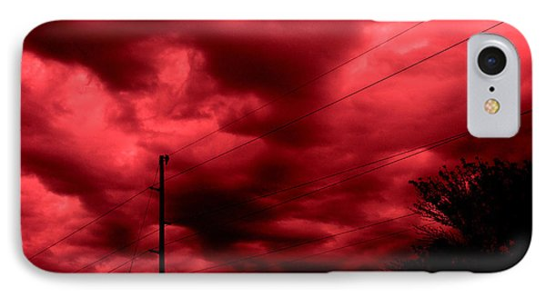 Abyss Of Passion IPhone Case by Jeff Iverson
