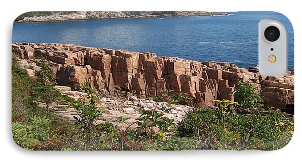 Acadia Maine IPhone Case by Catherine Gagne