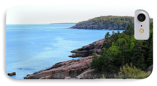 IPhone Case featuring the photograph Acadia National Park  by Trace Kittrell