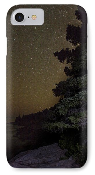 Acadia Stars 01 Phone Case by Brent L Ander