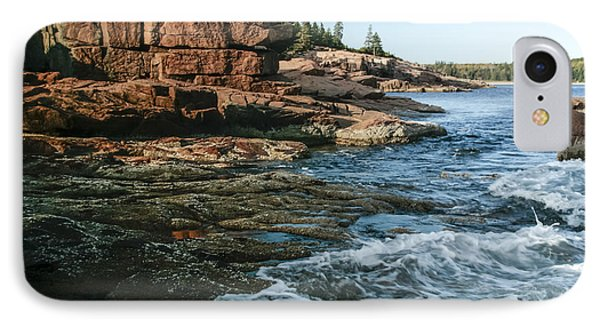 IPhone Case featuring the photograph Acadian Coast by Doug McPherson